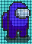 Alpha pattern #62666 variation #114626