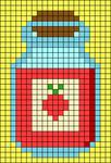 Alpha pattern #45223 variation #114629