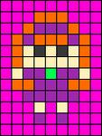 Alpha pattern #31269 variation #114650