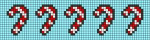 Alpha pattern #62809 variation #114653
