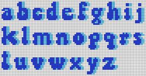 Alpha pattern #62229 variation #114833