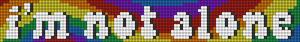 Alpha pattern #62376 variation #114947