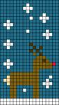 Alpha pattern #58102 variation #114966