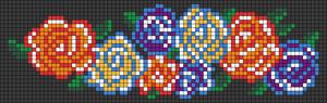 Alpha pattern #11765 variation #114979
