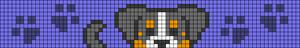 Alpha pattern #52628 variation #114982