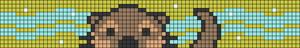 Alpha pattern #56590 variation #114993