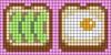 Alpha pattern #37048 variation #115030