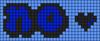 Alpha pattern #46000 variation #115266