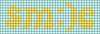 Alpha pattern #60503 variation #115288