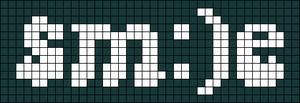 Alpha pattern #60503 variation #115518