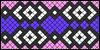 Normal pattern #63092 variation #115577