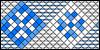 Normal pattern #23580 variation #115634