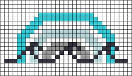 Alpha pattern #63003 variation #115698