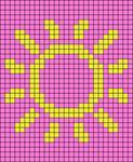 Alpha pattern #62195 variation #115724