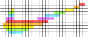 Alpha pattern #55480 variation #115726