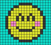 Alpha pattern #43052 variation #115752