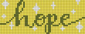 Alpha pattern #63123 variation #115931