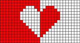 Alpha pattern #45556 variation #116055