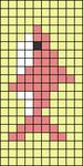 Alpha pattern #25299 variation #116227