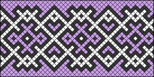 Normal pattern #62726 variation #116310