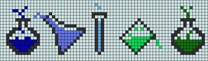 Alpha pattern #46464 variation #116370