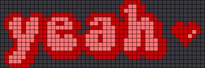 Alpha pattern #45744 variation #116393