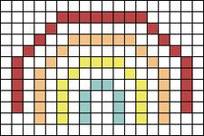 Alpha pattern #62802 variation #116479