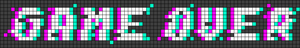 Alpha pattern #63506 variation #116753