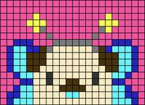 Alpha pattern #61363 variation #116917