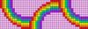 Alpha pattern #52537 variation #116928