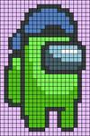 Alpha pattern #59121 variation #116939