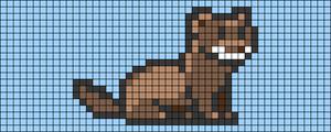 Alpha pattern #63615 variation #116985