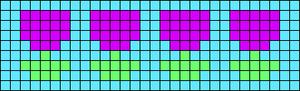 Alpha pattern #6446 variation #117005