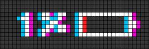 Alpha pattern #58461 variation #117064