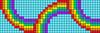 Alpha pattern #52537 variation #117133