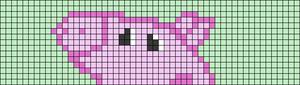 Alpha pattern #25928 variation #117142