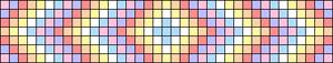 Alpha pattern #8367 variation #117297