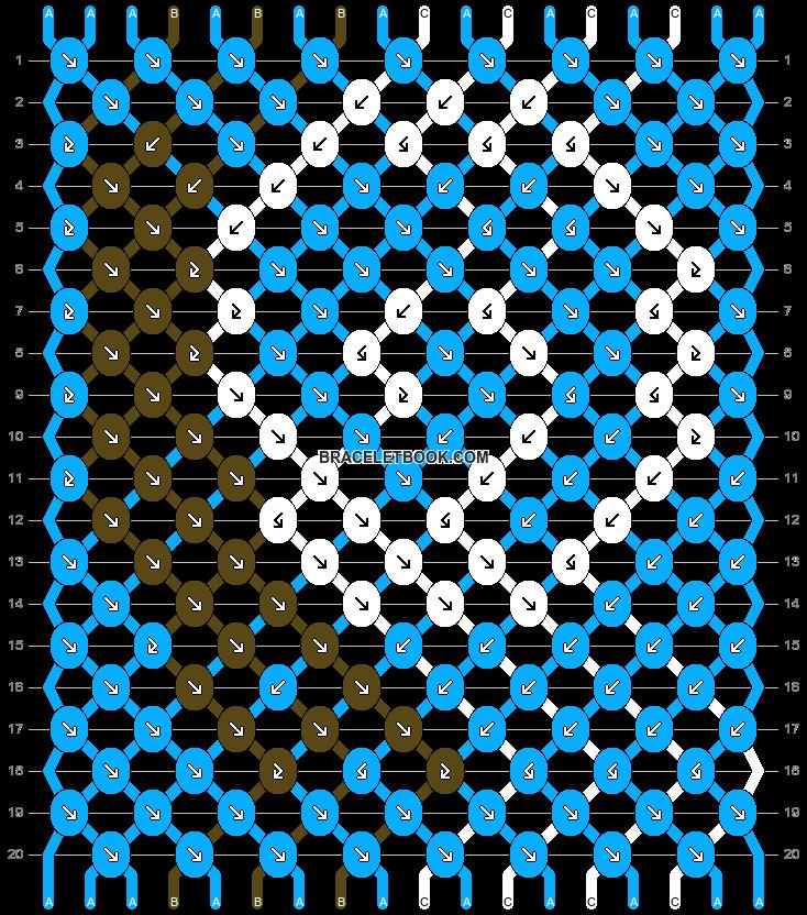 Normal pattern #27347 variation #117387 pattern