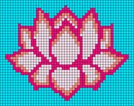 Alpha pattern #62869 variation #117415