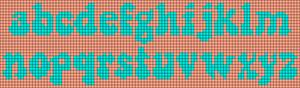 Alpha pattern #38069 variation #117478