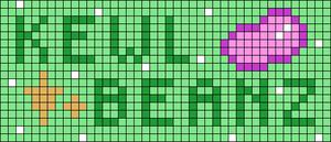 Alpha pattern #63115 variation #117504