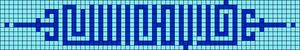 Alpha pattern #14016 variation #117527