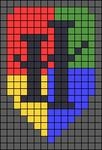 Alpha pattern #63794 variation #117563