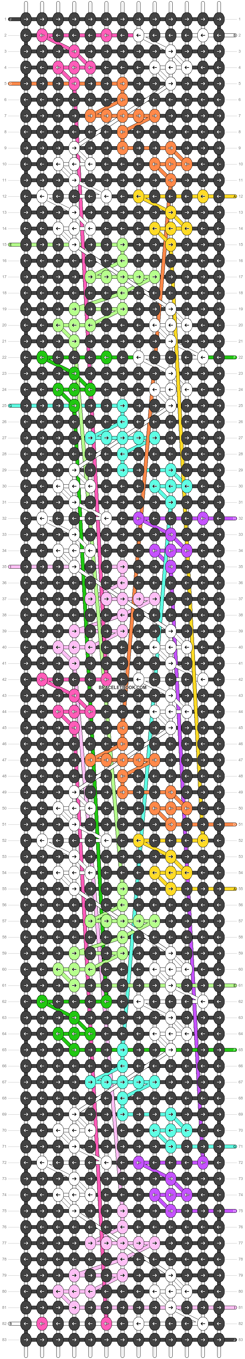 Alpha pattern #63653 variation #117580 pattern