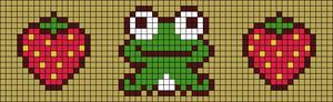 Alpha pattern #47612 variation #117588