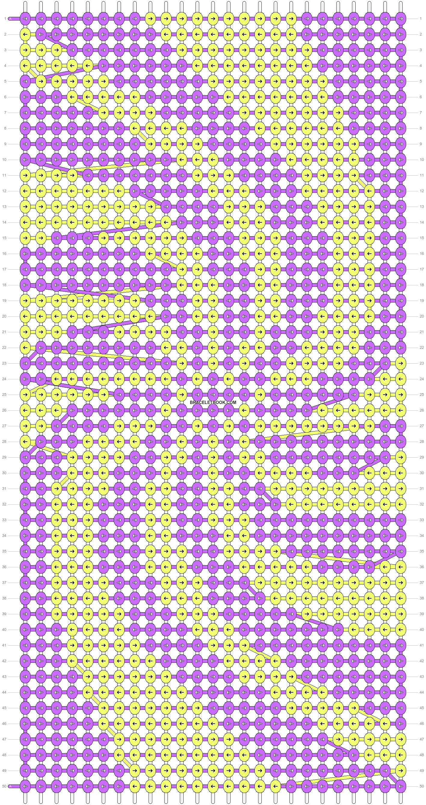Alpha pattern #56972 variation #117614 pattern