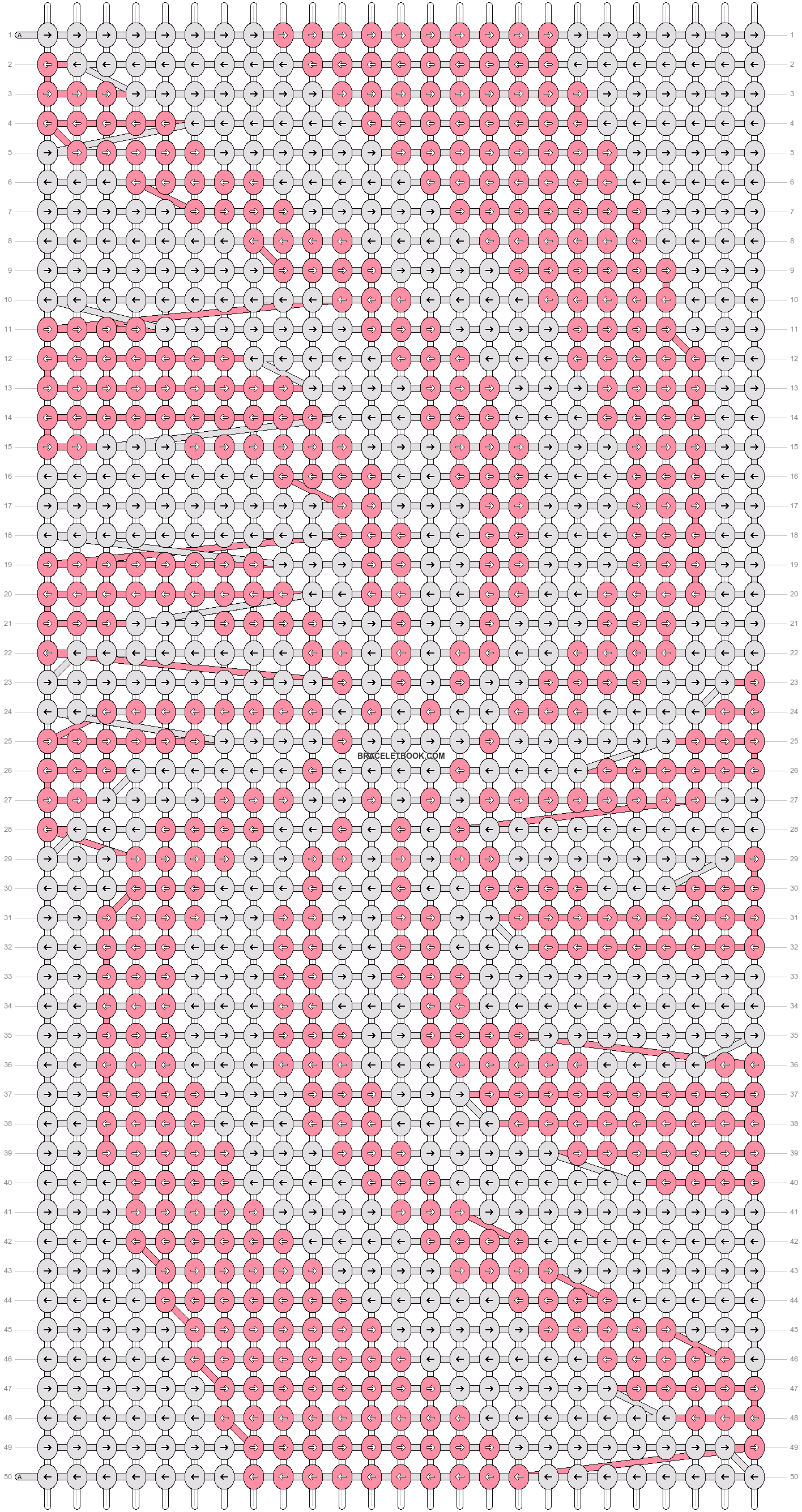 Alpha pattern #56972 variation #117615 pattern