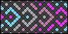 Normal pattern #33780 variation #117665