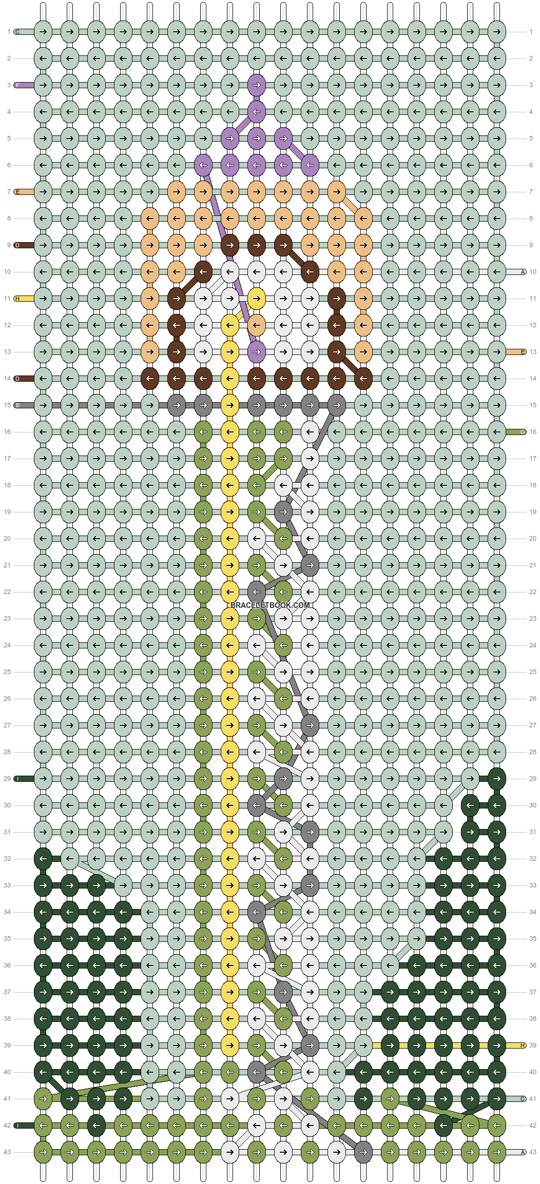 Alpha pattern #50396 variation #117668 pattern