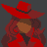 Alpha pattern #59401 variation #117701